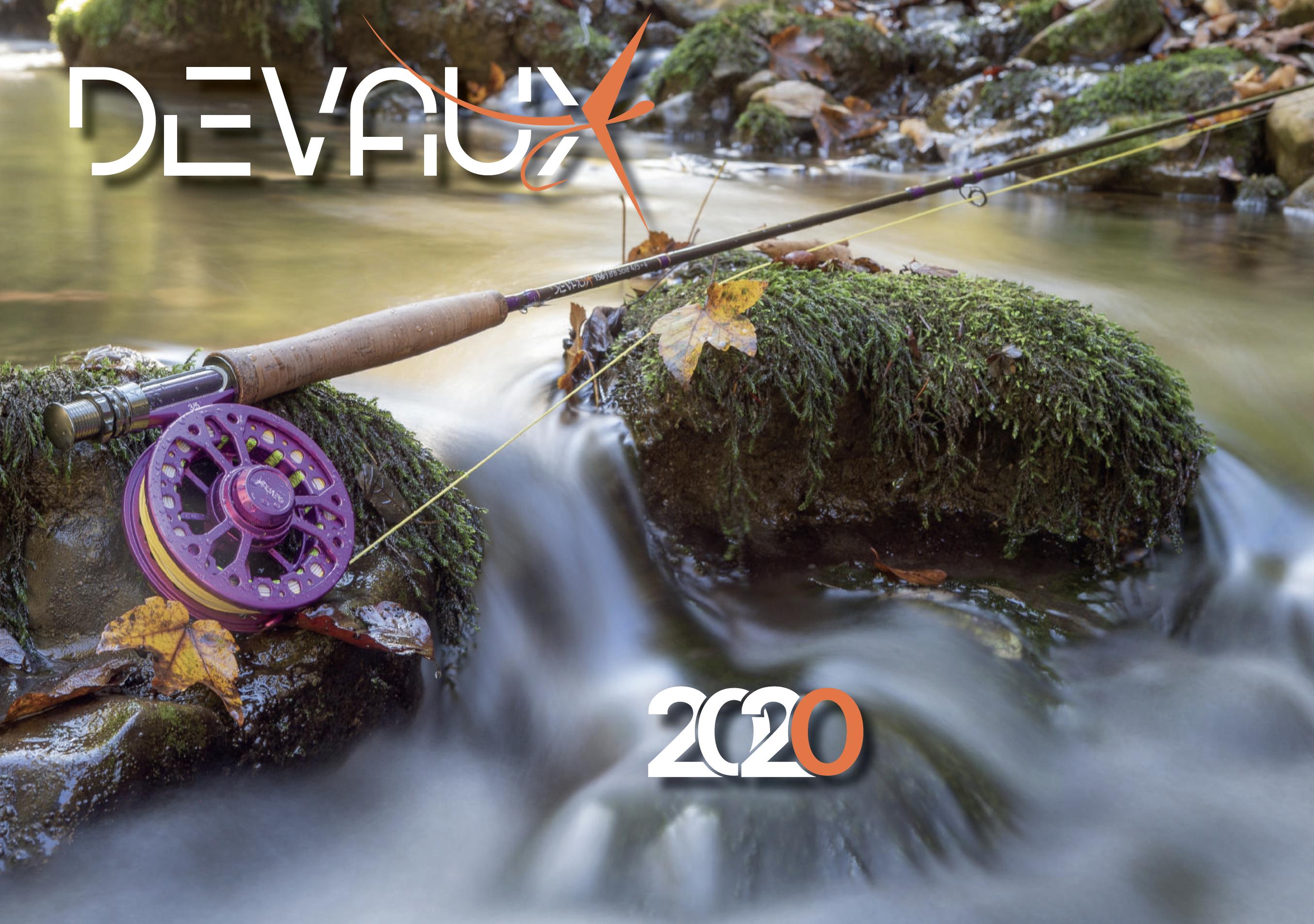 Catalogue Mouches Devaux 2020
