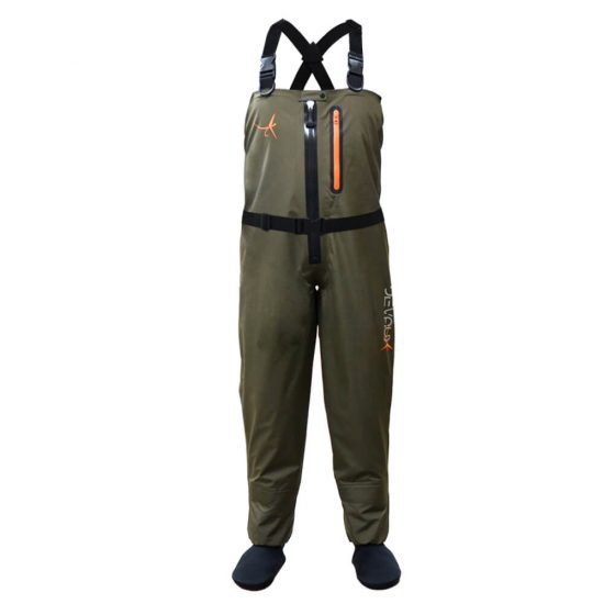 waders 400 zip